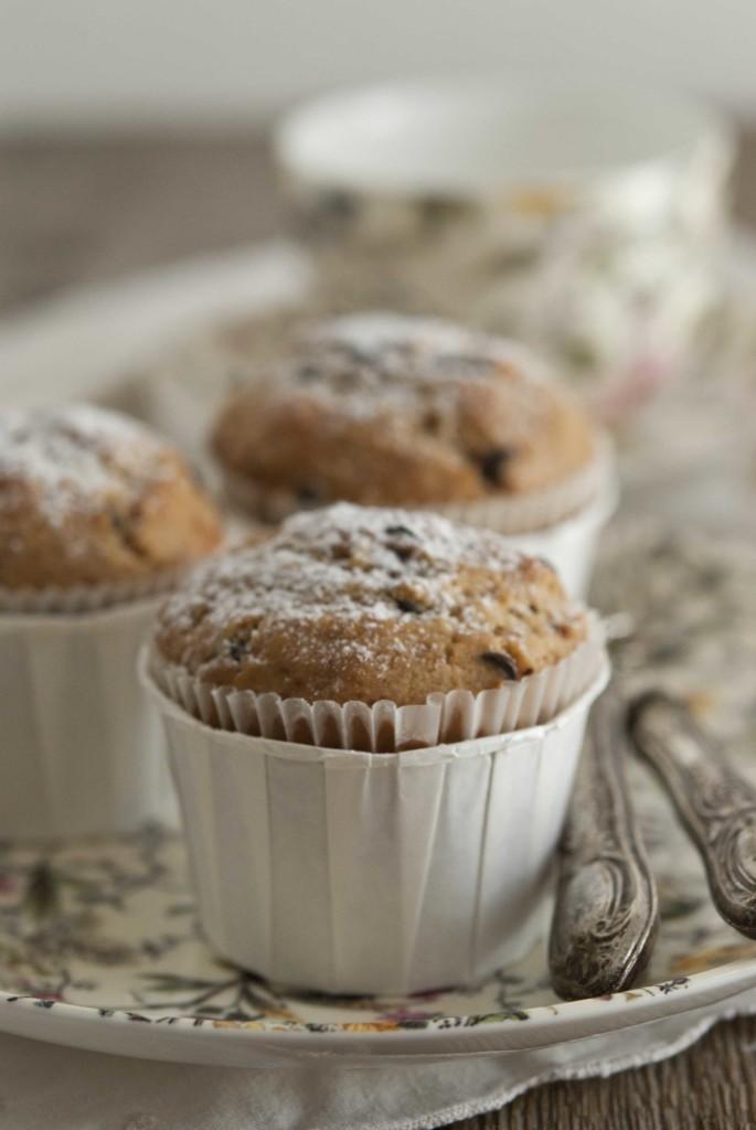 muffin con gocce di cioccolato 4441