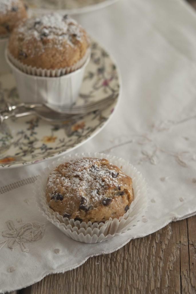 muffin con gocce di cioccolato 4448