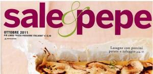 """Vera in cucina su """"Sale & pepe"""" di Ottobre"""