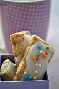 Papassini viaggiatori per il Cookie Swap