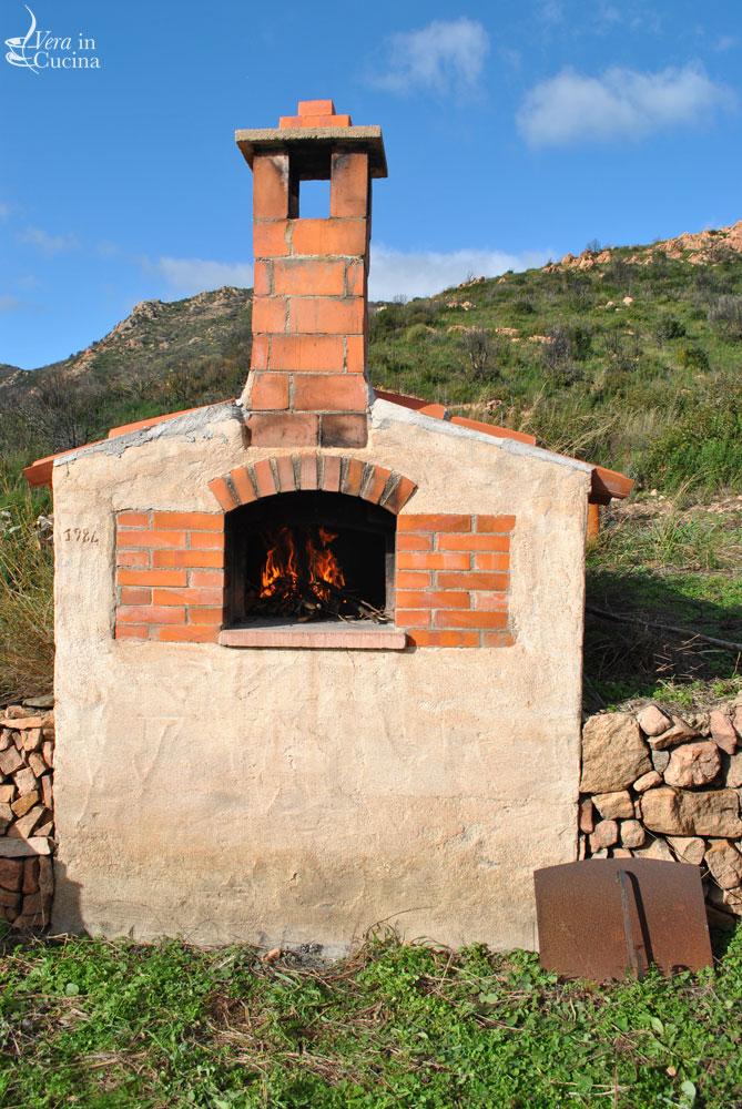 La pizza della domenica vera in cucina - Forno a legna in casa ...