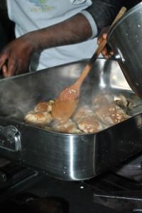 Donne in cucina: Yassa di pollo dal Senegal!