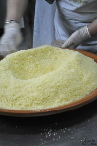 Donne in cucina: Couscous alla marocchina
