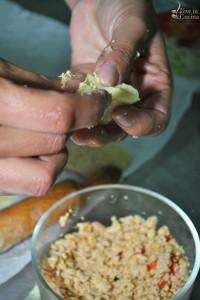 Donne in cucina: Coxinha de frango