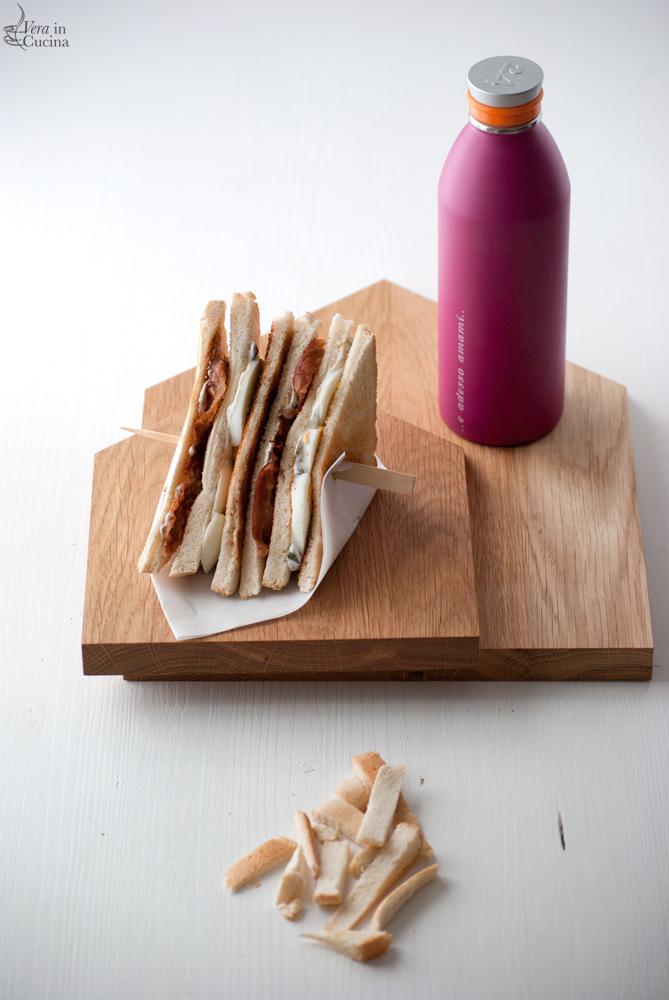 sandwich al bacon