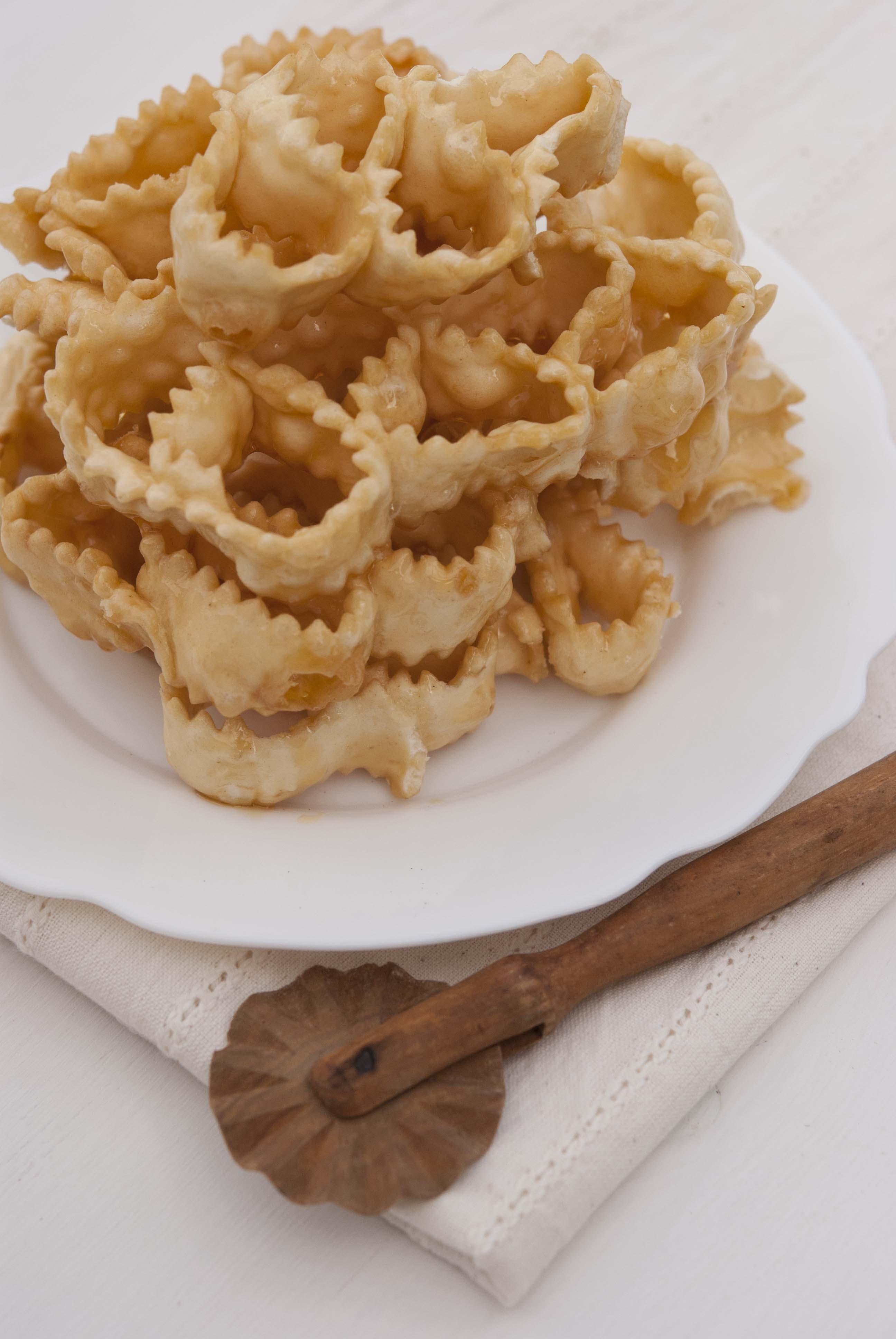 Origliette for Ricette dolci sardi