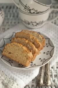 La Torta di pane e mandorle