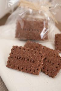 Digestive al cacao per dirlo con un biscotto