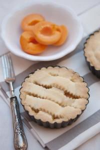 Ricetta per preparare la crostata di albicocche