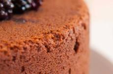 torta cioccolato e miele di lavanda s