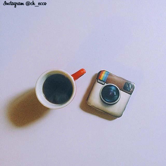 foto biscotto instagram Francesco