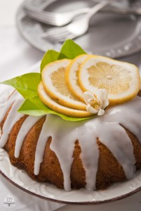 Ciambella al limone (Lady Bird lemon bundt cake)