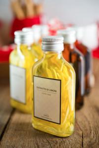 Regali golosi: estratto di vaniglia, di limone e di arancia