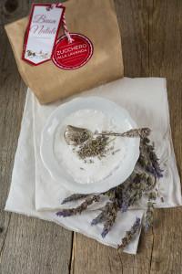 Regali golosi: zucchero alla vaniglia e lavanda