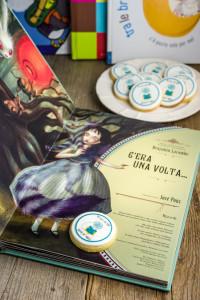 Biscotti alla vaniglia per la mia libreria preferita