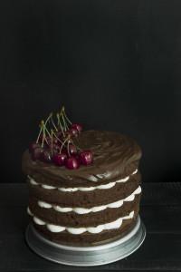 La torta foresta nera