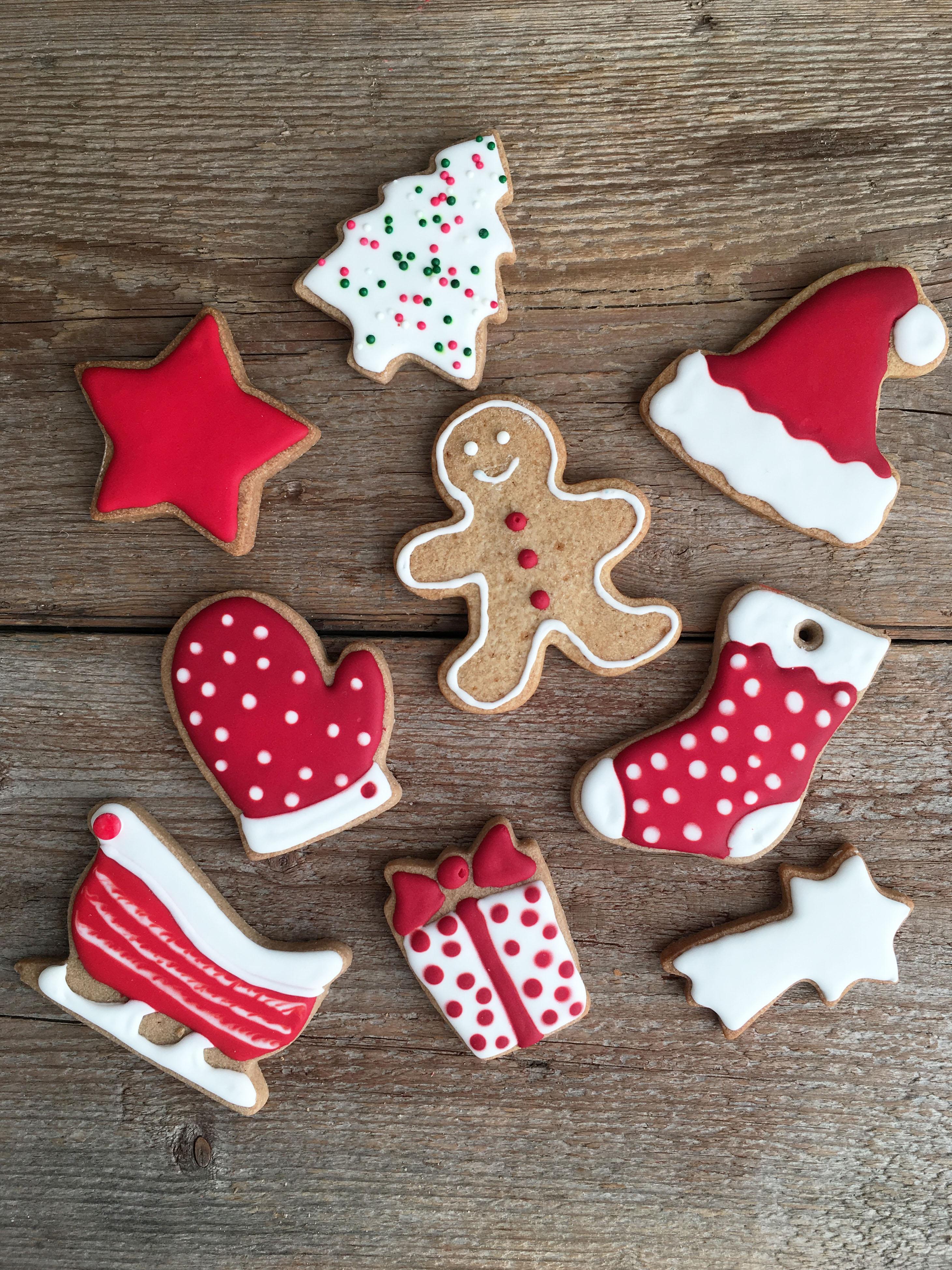 Biscotti Allo Zenzero Di Natale.Pasta Frolla Allo Zenzero Per Natale Vera In Cucina