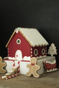 Pasta frolla allo zenzero per Natale