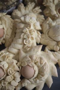 Il pane della tradizione: Coccoi cun s'ou