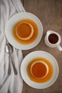 La ricetta de Sa Timballa (Crème Caramel)